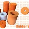 Sponge Rubber Roller, Rubber Sponge Rollers, Sponge Rubber Rollers, Label Application Roller